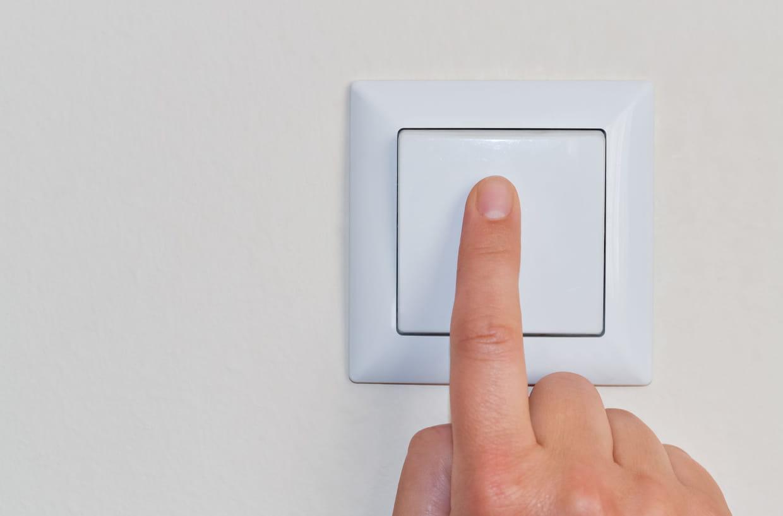 Interrupteur qui ne fonctionne plus, que faire ?