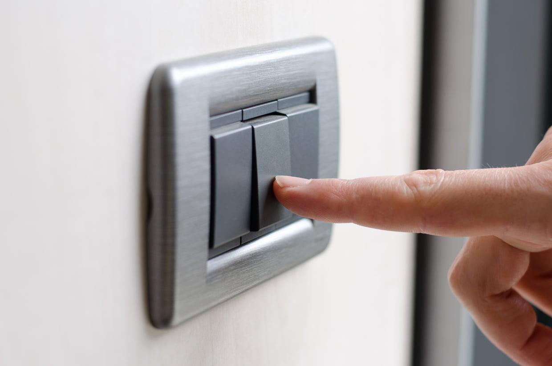 Les différents types d'interrupteurs